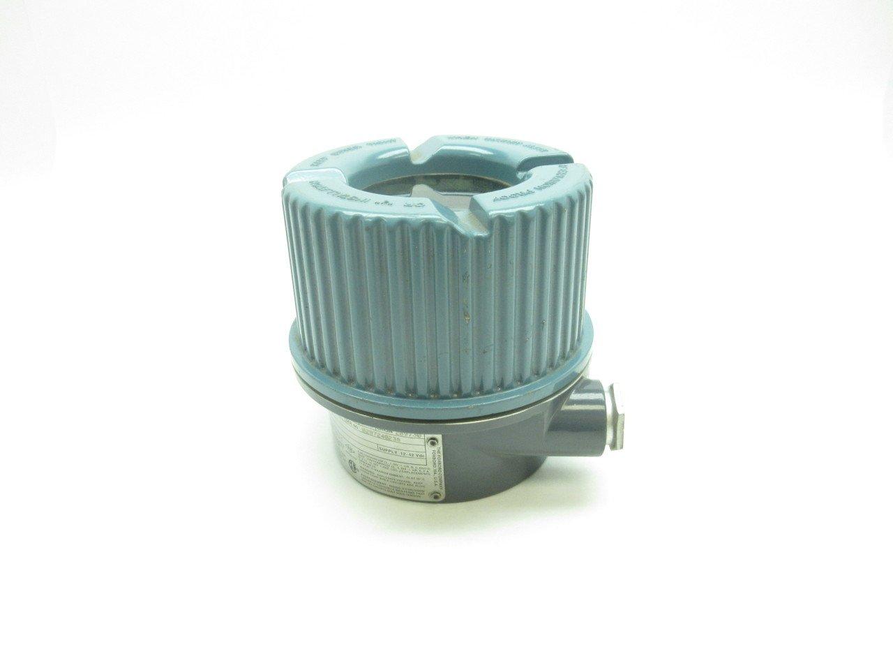 FOXBORO RTT20-D1SNQFD-L1M1 I//A Series Temperature Transmitter 12-42V-DC D602460