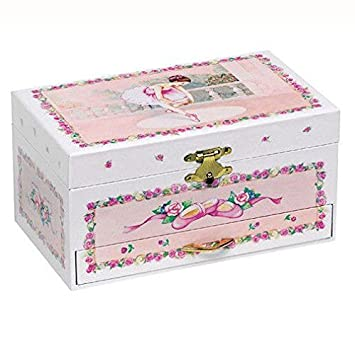 Goki Ballerina IV - Caja de música con cajones y bailarina: Amazon.es: Juguetes y juegos
