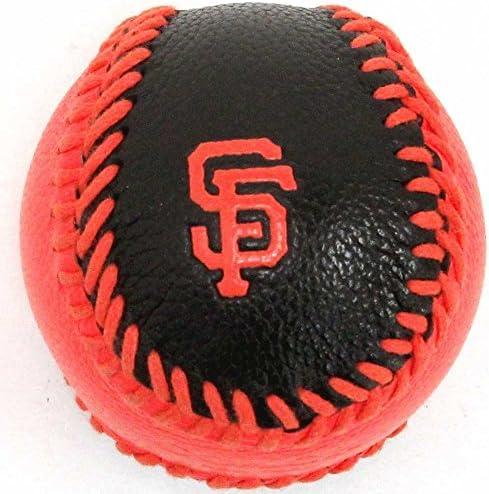 [해외]코치 페이퍼 웨이트 COACH 아울렛 샌프란시스코 자이언트 가죽 야구 종이 무게 F58377 FAW [병행 수입 / Coach PaperWeight COACH Outlet San Francisco Giants Leather Baseball Paper Weight F58377 FAW [Parallel Import
