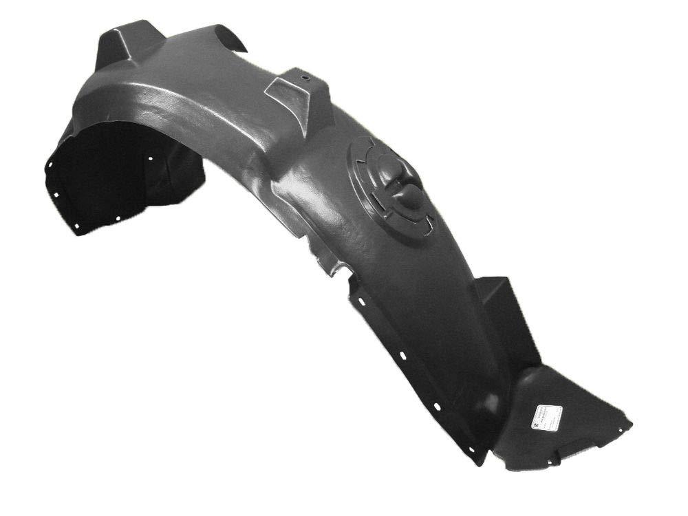 KA LEGEND Front Passenger Right Side Fender Liner Inner Panel Splash Guard Shield for Equinox 2010-2013 22888599 GM1249223
