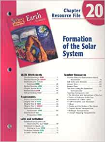 Holt Science & Technology Chapter 20 Resource File ...