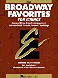 Essential Elements Broadway Favorites for Strings, Lloyd Conley, 0634018531