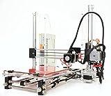 3D Printer - [REPRAPGURU] DIY RepRap Prusa I3 3D Printer Kit With Molded Plastic Parts USA Company