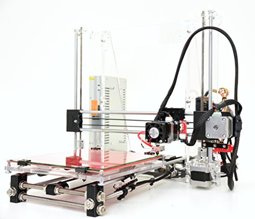 [REPRAPGURU] DIY RepRap Prusa I3 3D Printer Kit With Molded Plastic Parts USA Company