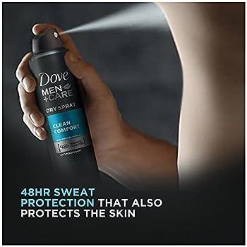 Dove Men Care Invisible Dry Spray Deodorant (3.8 Oz., 3 Pk.) 6