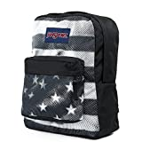 JanSport T501 Superbreak Backpack - Black Tonal USA