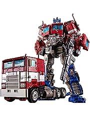 Transformers Of Optimus Prime, Optimus Prime Oversized Action Figure, Dark Commander Optimus Prime For Boys, Transformers Generations,Birthday Gift
