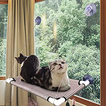Groovy Cat Perch Cat Window Perch Window Cat Perch Hammock Cat Window Hammock Bed Cat Window Seat Kitty Window Sunny Seat Durable Big Pet Perch With Upgraded Andrewgaddart Wooden Chair Designs For Living Room Andrewgaddartcom
