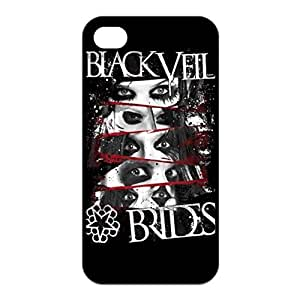 SUUER BVB Series Black Veil Brides Best Custom Hard CASE for iPhone ipod touch4 Durable Case Cover