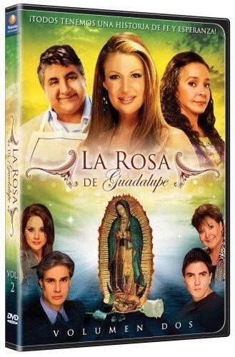 La Rosa De Guadalupe Vol. 2 from CINEDIGM - UNI DIST CORP