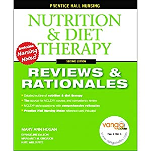 VangoNotes for Nutrition & Diet Therapy Audiobook