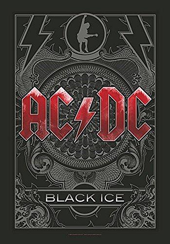 AC/DC Black Ice Large Fabric Poster / Flag 44