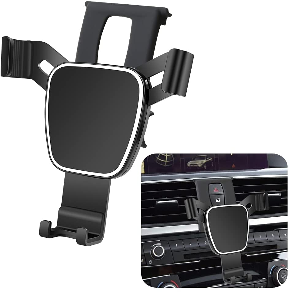 LUNQUIN phone holder for bmw series 3 and series 4