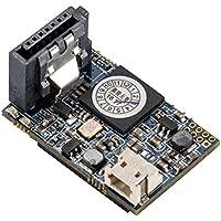 Zheino Industrial Disk on Module SATAIII 6Gb/s 7Pins Horizontal (Corner) Reverse 270 Degree MLC DOM (64GB)