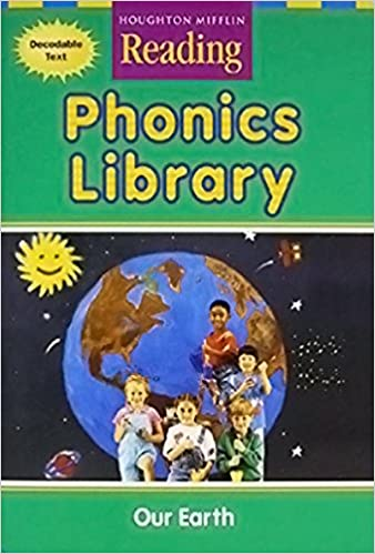 Houghton Mifflin Reading Phonics Library Set Grade 1
