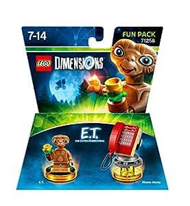 LEGO Dimensions ET Fun Pack TTL