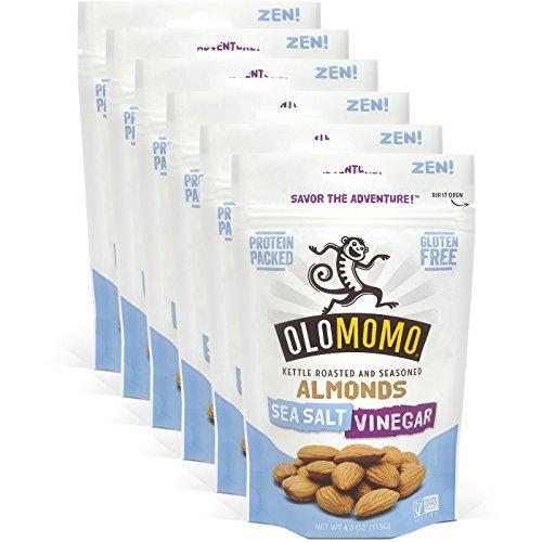 roasted almonds no salt - 6