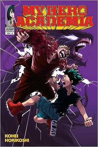 My Hero Academia, Vol  9: Amazon co uk: Kohei Horikoshi: Books