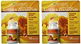 Trunature Vision Complex Lutein and Zeaxanthin Supplement 2 Packs (140 Counts) Lutein and Zeaxanthin