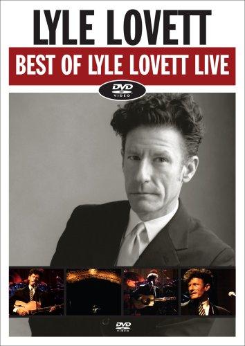 Best of Lyle Lovett Live by WEA DVD