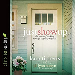 Just Show Up Audiobook