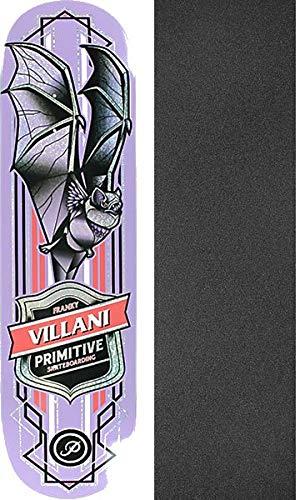 Primitive Skateboarding Franky Villani Bat Skateboard Deck -