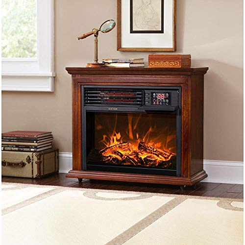 XtremepowerUS Electric Fireplace Heater
