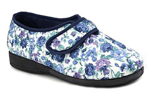 Mirak - Zapatillas de estar por casa de Material Sintético para mujer azul azul