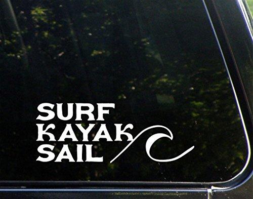 Surf Kayak Sail - 8-3/4