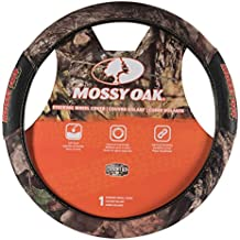 Mossy Oak 2-Grip Steering Wheel Cover, Break-Up Country Camo, Universal Fit