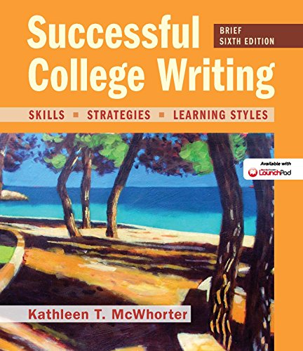 Download Successful College Writing: Skills, Strategies, Learning Styles, Brief Sixth Edition Pdf