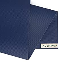 Jade Travel 68-by-1/8-inch Yoga Mat