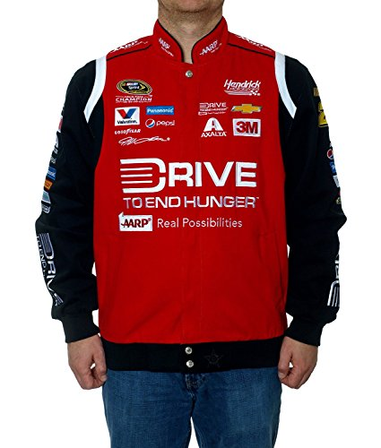 2015 Jeff Gordon Drive to End Hunger Nascar Jacket (Medium)