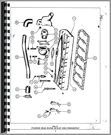 HERCULES Six Cylinder Engine WX Series Parts Manual