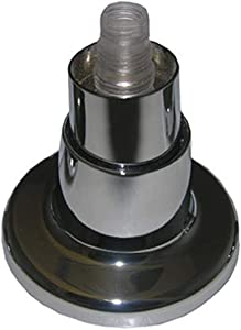 LASCO 03-1613 Chrome Tub and Shower Flange for Universal Brands