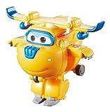 Super Wings |Series 1 | Transform a bots | Donnie | 2' Transforming Figure