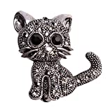 great traditional home office decorating ideas Christmas Best Gift!!!Kacowpper Restoring Ancient Ways Cat Cat Brooch Pin Couple Memorial Jewelry Love Gifts