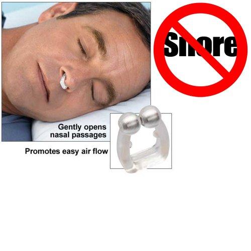 Stop Snore Free Anti Snoring Nose Clips Sleep Apnea Aid Guard