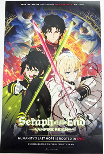seraph-of-the-end-11x17-original-promo-tv-poster-sdcc-2016-mint-owari-no-seraph