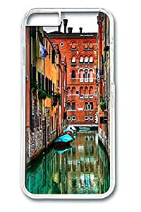iphone 6 4.7inch Case and Cover Venetian Roads PC case Cover for iphone 6 4.7inch transparent