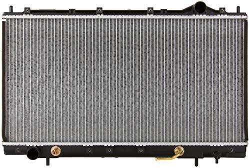 Spectra Premium CU2023 Complete Radiator for Eagle/Mitsubishi -