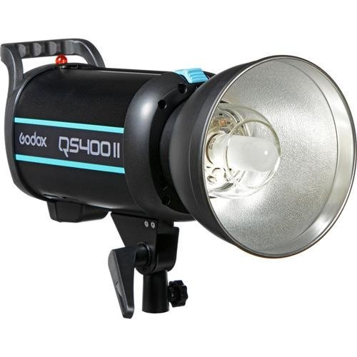GODOX QS400II QSII Series 400Ws 2.4G Professional Photography Studio Strobe Modeling Light,5600±200K Color Temperature