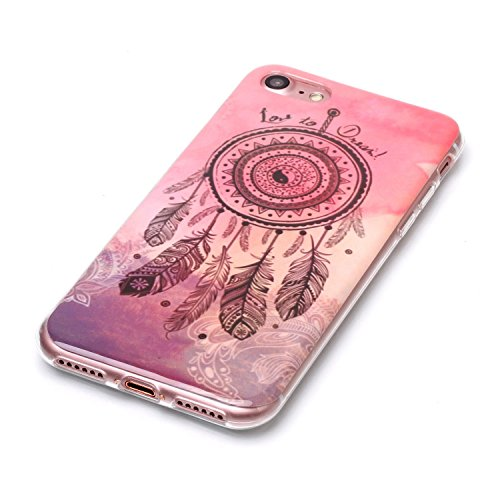 iPhone 6 6S Hülle Windspiele Premium Handy Tasche Schutz Schale Für Apple iPhone 6 6S + Zwei Geschenk