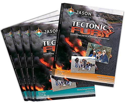JASON Learning Tectonic Fury – Geology – Home School Family Pack