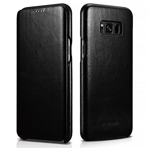 CIVPOWER Samsung Galaxy S8 Plus Leather Case