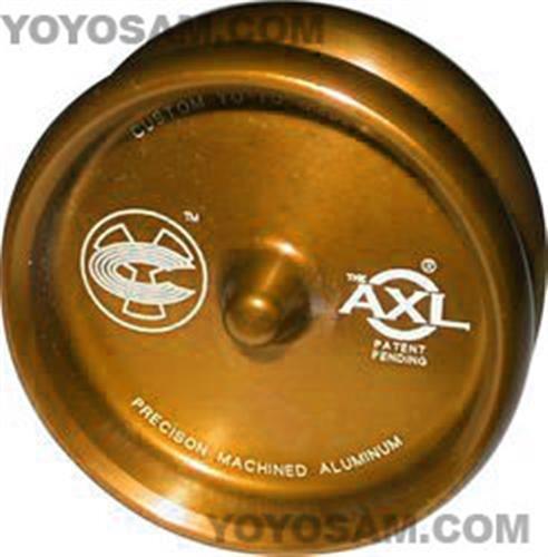Custom Products AXL Yo-Yo - -