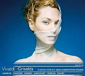 Vivaldi: Griselda (Vivaldi Edition)