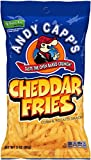 chili fries chips - Andy Capp's Cheddar Fries, 3-Ounce Bags (Pack of 12)
