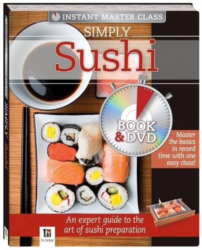 Simply Sushi - Simply Sushi Book and DVD (PAL) (Instant Master Class)