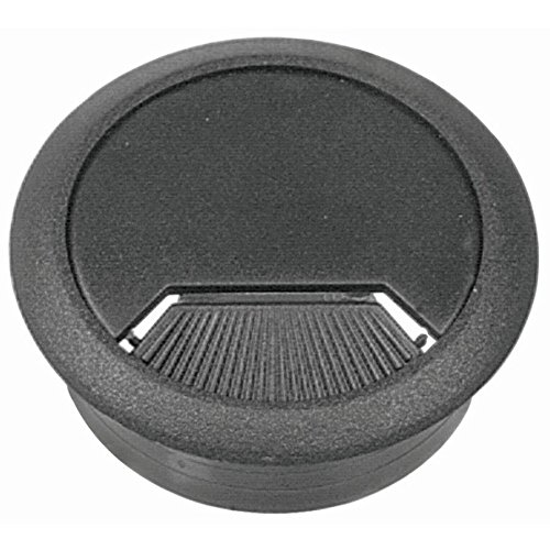 Hillman 2-3/8-in Plastic Desk Grommet